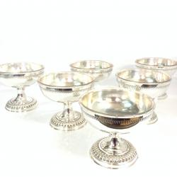 Ice Cream Glasses Set
