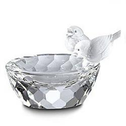 Bird Bath Swarovski