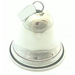 Campana Decorativa Plata